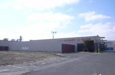 Mowry U-Stor - Fremont, CA