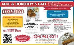Jake & Dorothy's Cafe