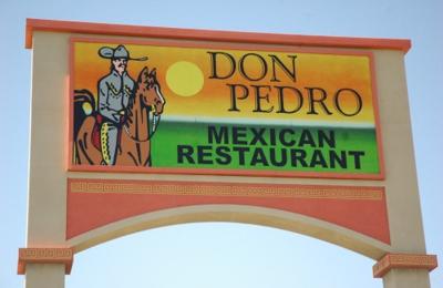 Don Pedro Mexican Restaurant - San Antonio, TX