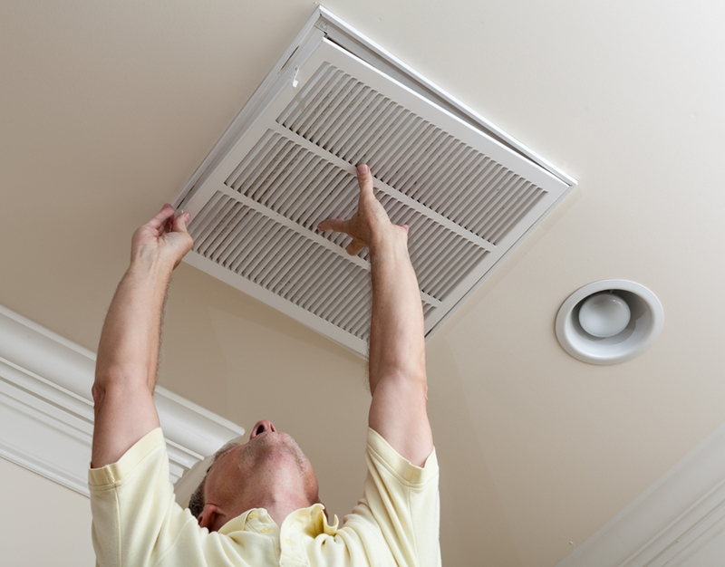 how do hvac ducts get dirty - Duct Cleaning Jobs