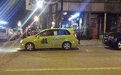 #1 Green Cab
