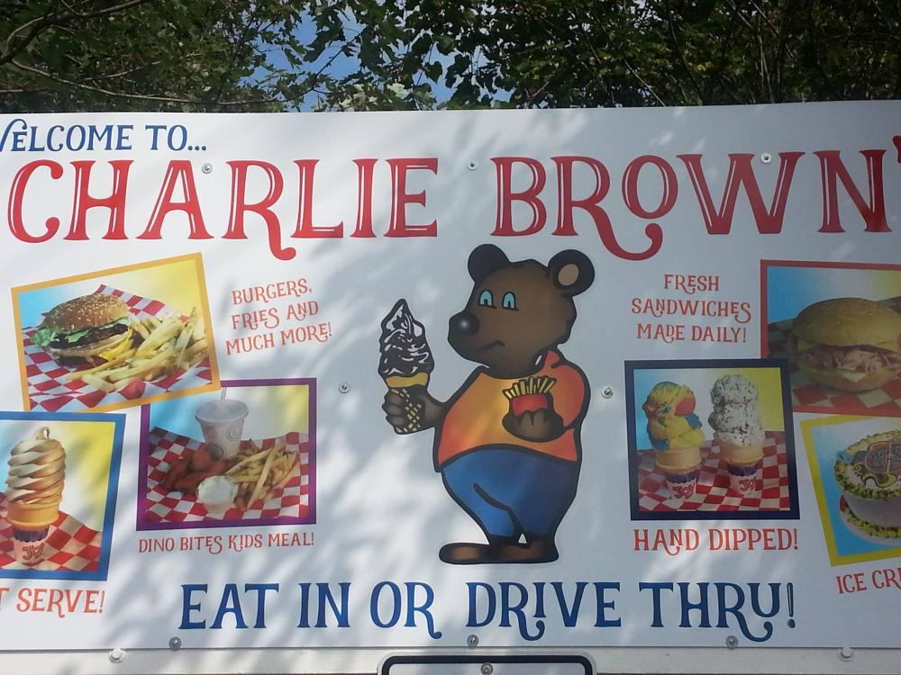 Charlie Brown's, Almont MI
