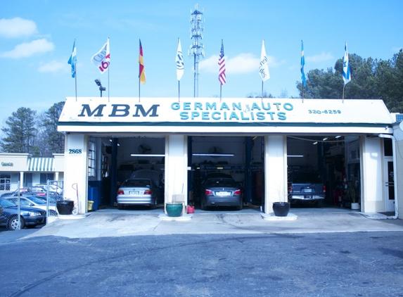 MBM of Decatur - Decatur, GA