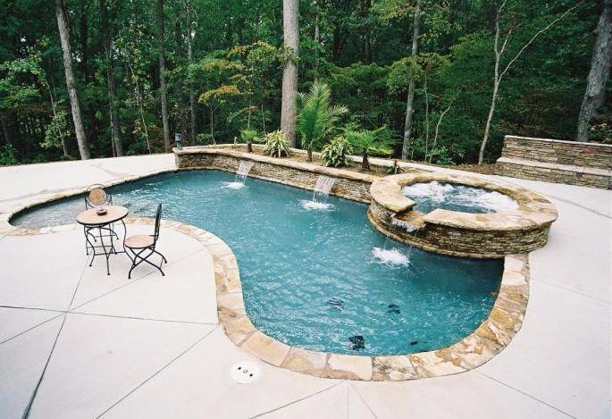 Brown S Pools Spas Inc 2116 Hiram Acworth Hwy Dallas Ga