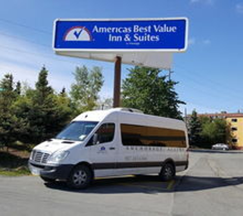 America's Best Value Inn--Executive Suite Hotel Airport - Anchorage, AK