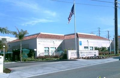 San Diego Humane Society 5500 Gaines St, San Diego, CA 92110