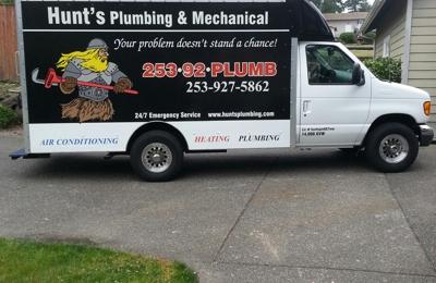 Hunt's Services - Tacoma, WA