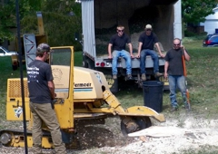 Stumps Of Time Removal Service - Alexandria, OH