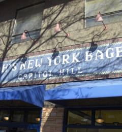 Noah's New York Bagels - Redwood City, CA
