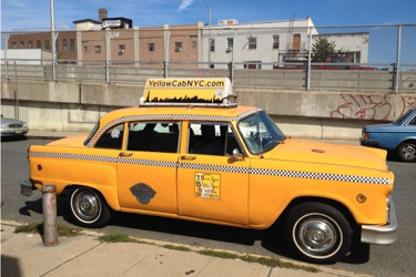 Yellow Cab NYC Taxi