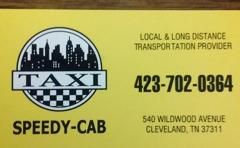 Speedy-cab