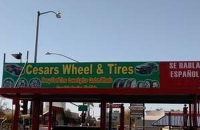 Cesars Tires - San Diego, CA