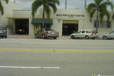 Bud's Paint & Body Shop