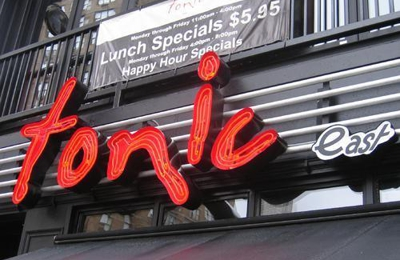 Tonic East - New York, NY