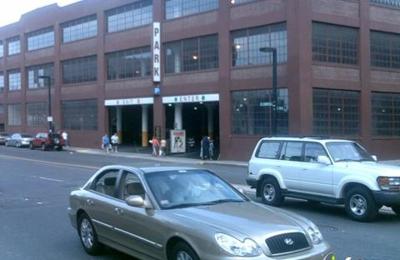 North End Garage - Boston, MA