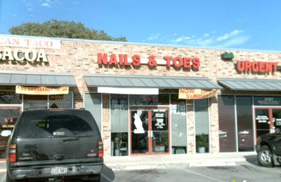 Nails & Toes - San Antonio, TX