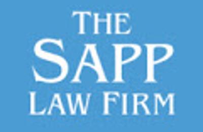 Sapp Law Firm The - Jasper, AL