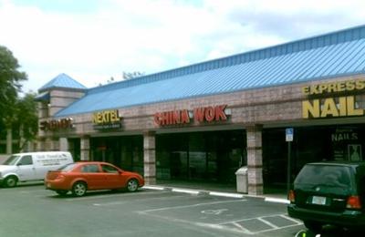 China Wok - Tampa, FL