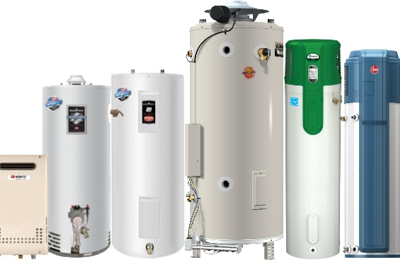 Water Heaters Only