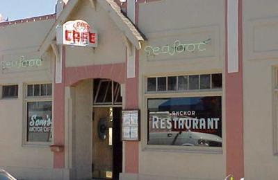 Sam's Anchor Cafe - Belvedere Tiburon, CA