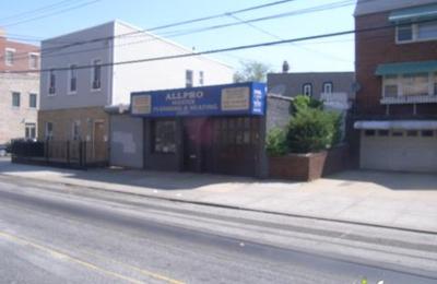 All Pro Plumbing & Heating Inc - Ridgewood, NY
