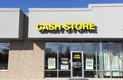 Cash Store - Shawano, WI
