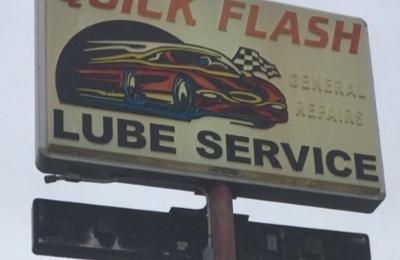 Quick Flash Automotive Svc. - Adairsville, GA