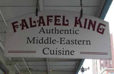 Falafel King - Seattle, WA