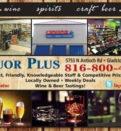 Liquor Plus Inc - Kansas City, MO
