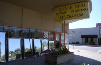 Square Dealing Picture Framing - Valley Village, CA