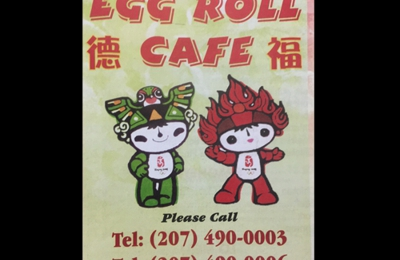 Egg Roll Cafe - Sanford, ME
