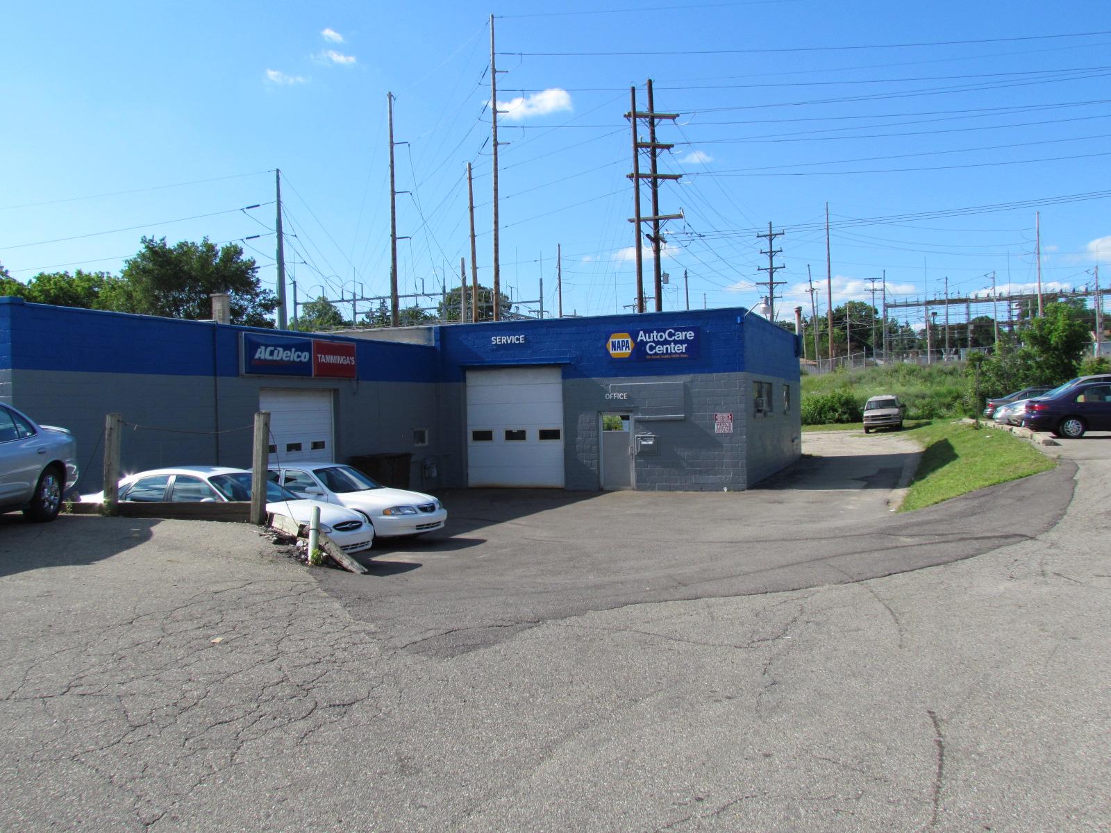 Tamminga Al Garage 1109 Michigan St Ne Grand Rapids Mi