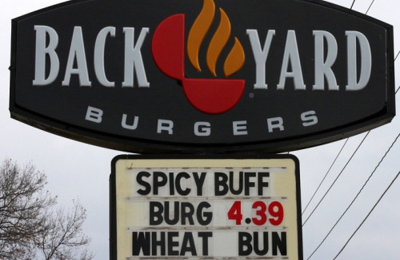 Backyard Burger Feedback backyard burgers 15908 e 23rd st s, independence, mo 64055 - yp