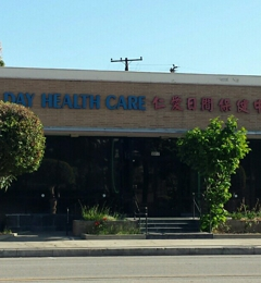 Temple City Adult Day Healthcare - Temple City, CA. Outside