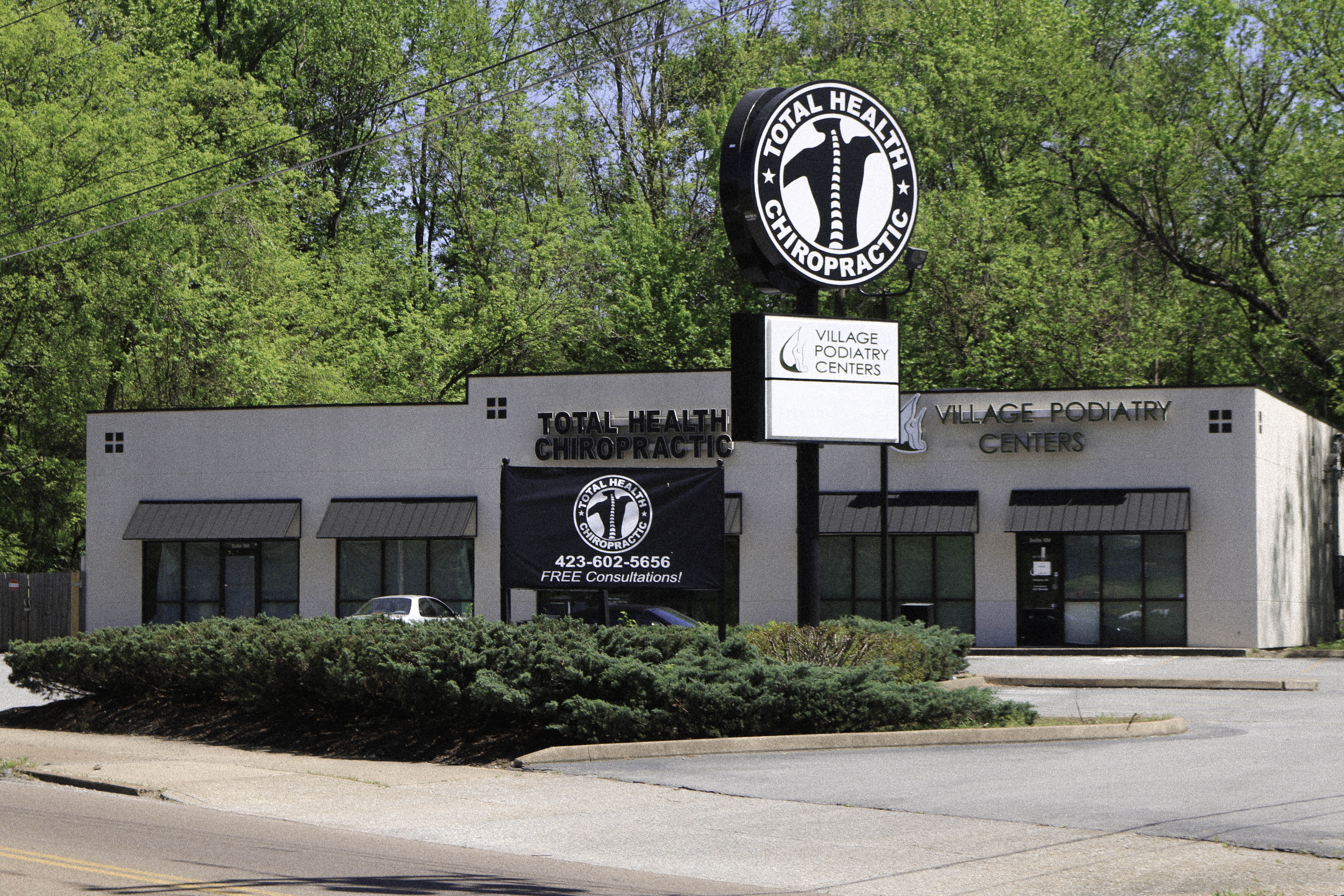 Total Health Chiropractic St Elmo 3742 Tennessee Ave Ste 104 Chattanooga Tn 37409 Yp Com