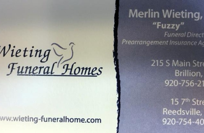 Wieting Funeral Homes - Brillion, WI