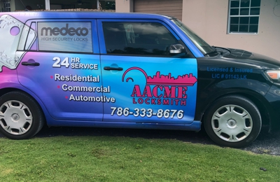 AACME Locksmith - Miami, FL