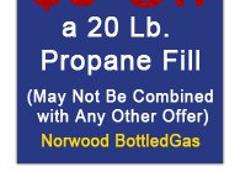Norwood Bottled Gas - Norwood, MA
