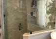 Lake Worth Mirror and Glass Inc. - Lake Worth, FL. Oil rub bronze frameless shower