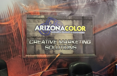 Arizona Color Vehicle wraps and Graphics - Phoenix, AZ