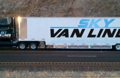 SKY VAN LINES - North Las Vegas, NV