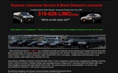 """""""ELS"""" Express Limousine Service"""