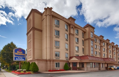 Best Western - On The Avenue - Buffalo, NY