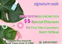 Signature nails - Cape Coral, FL