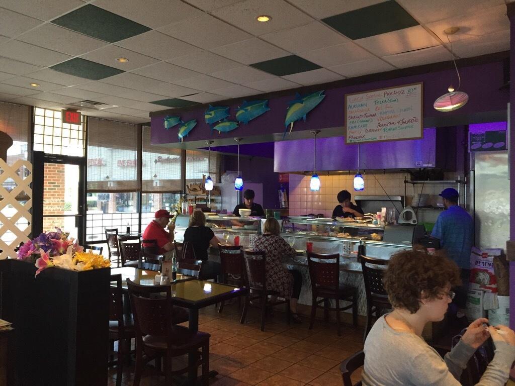 Soya Sushi Bar & Grille, Hampton VA