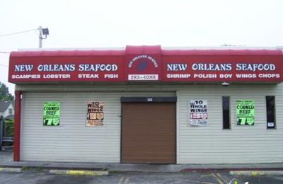 New Orleans Seafood - Cleveland, OH