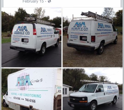 A & A Service Company - Middletown, OH