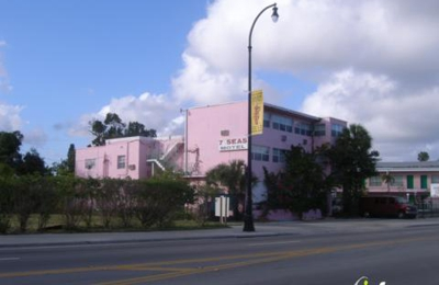 Seven Seas Motel - Miami, FL