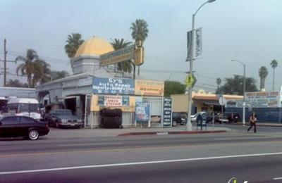 Sy's Auto Repair - Los Angeles, CA