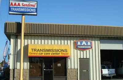 AAA Sandoval Transmissions - Hanford, CA